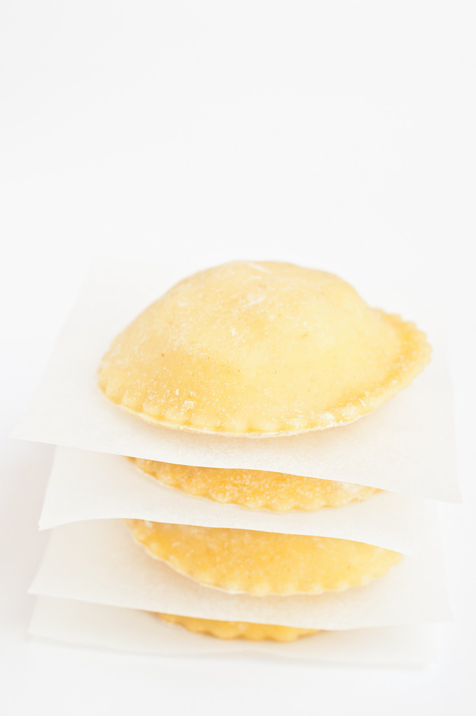Ravioloni di patate