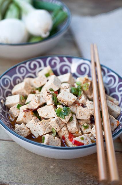 Simil Mapo Tofu