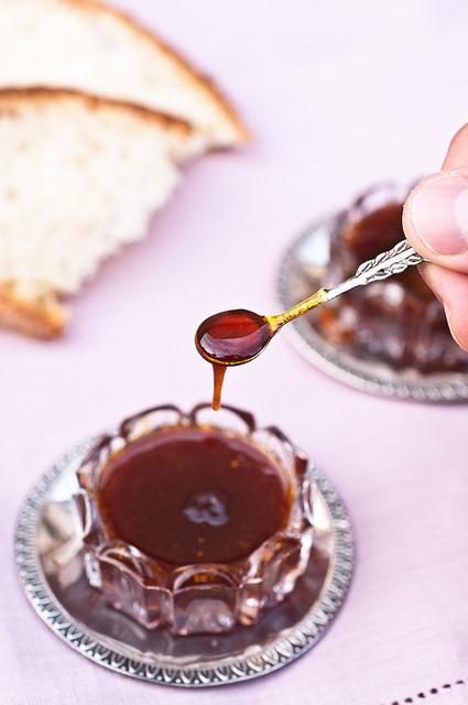 Il miele di fichi