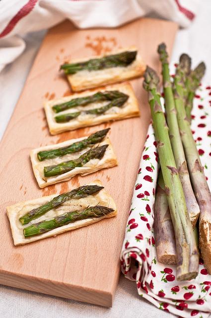 sfogliatine asparagi