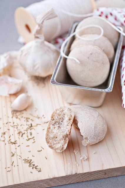 panini aglio e rosmarino