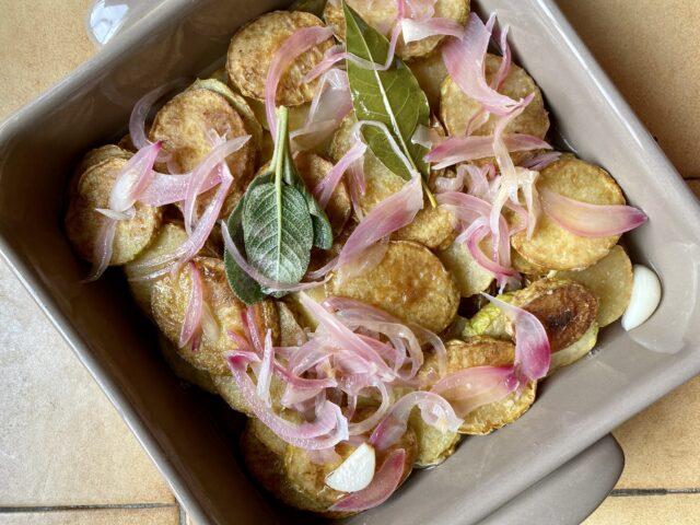 Zucchine in carpione 1