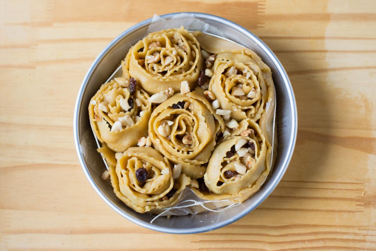Pitta 'nchiusa: come si compone la pitta - ricetta passo passo