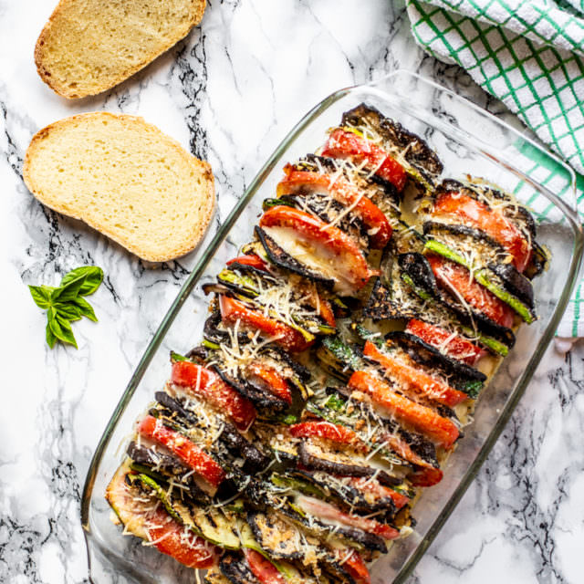 Terrina di verdure estive