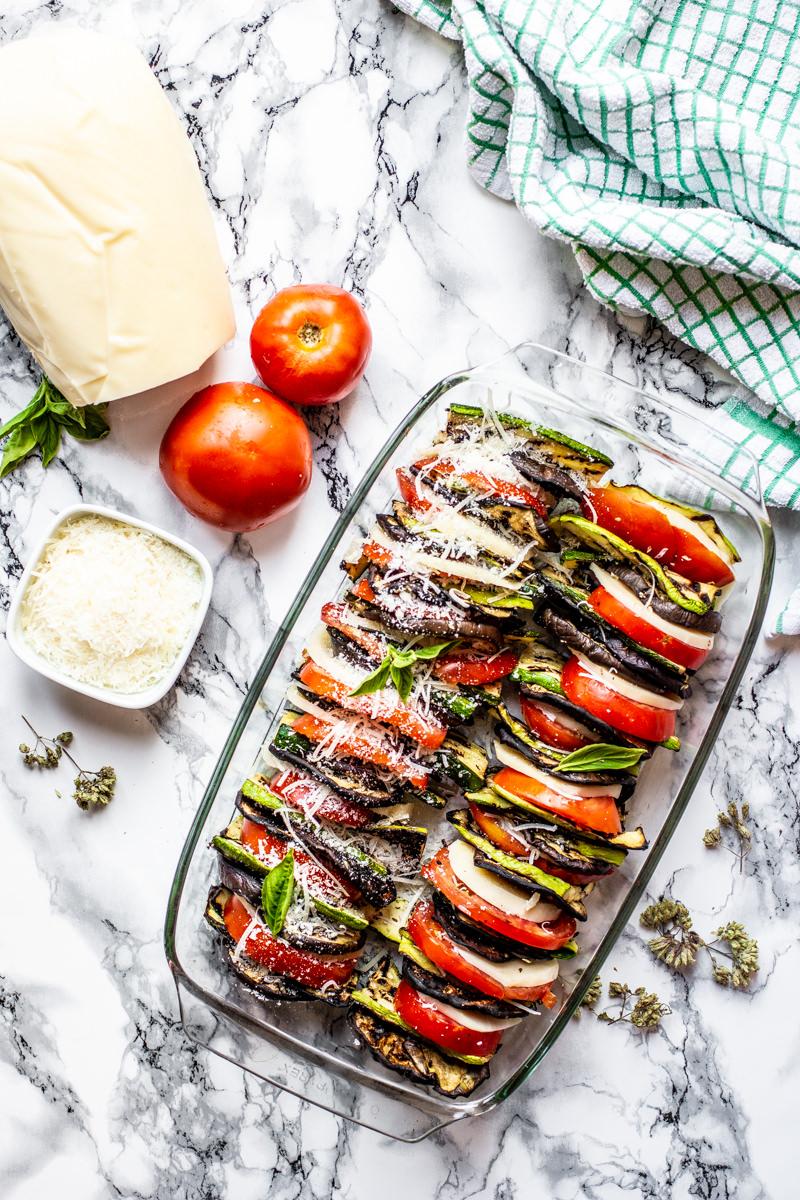 Terrina di verdure estive - ricetta