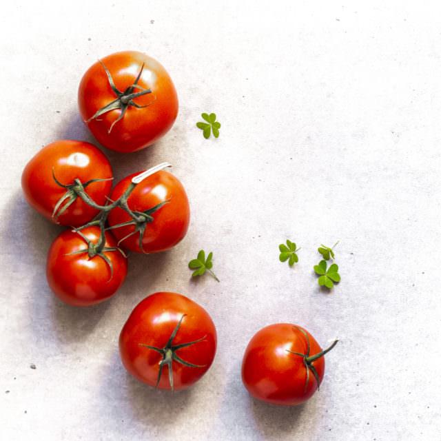 Pomodori - Autunno