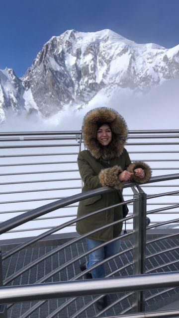 Sky way Monte Bianco - Punta Helbronner