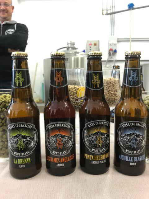 Birre di Courmayeur