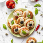 Pizzette yogurt IG