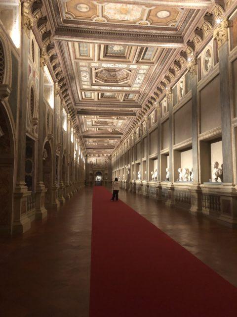 Palazzo reale Mantova