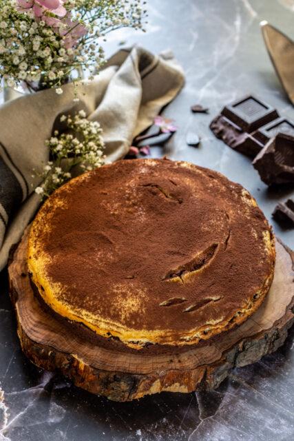 Torta al cioccolato e ricotta1